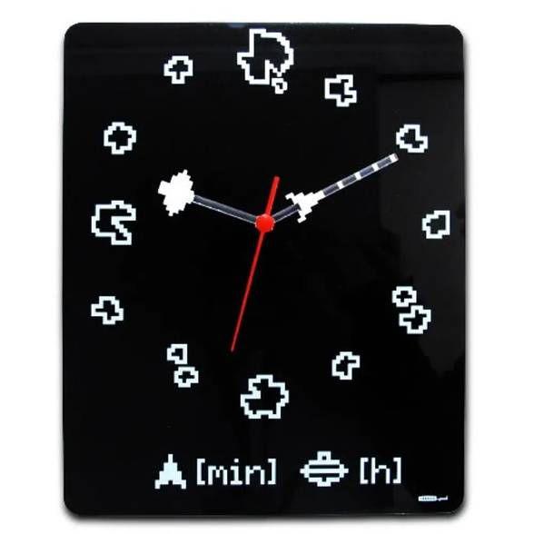 Relógio de Parede Asteroides