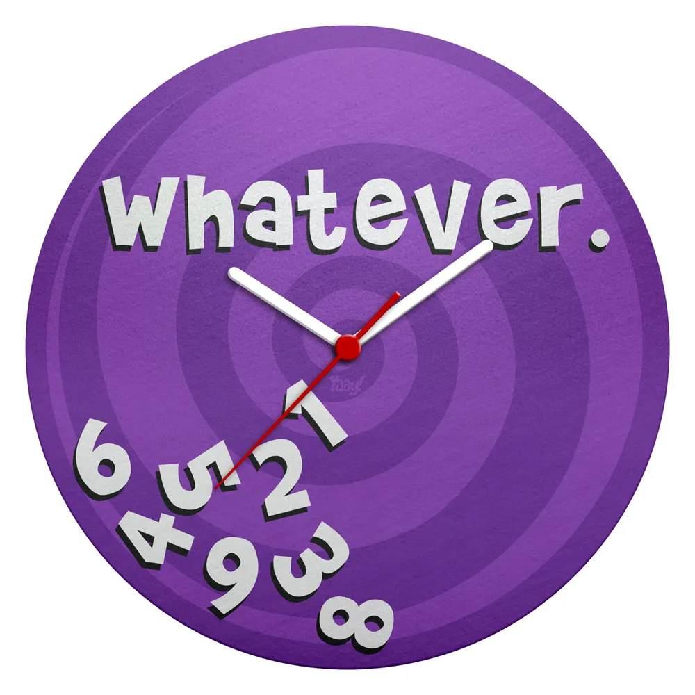 Relógio de Parede Ecológico Whatever