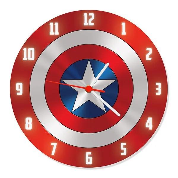 Relógio de Parede Escudo