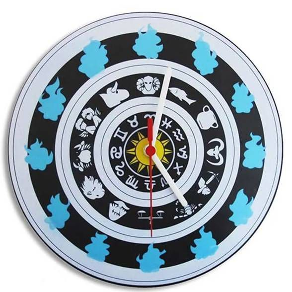 Relógio de Parede Zodíaco