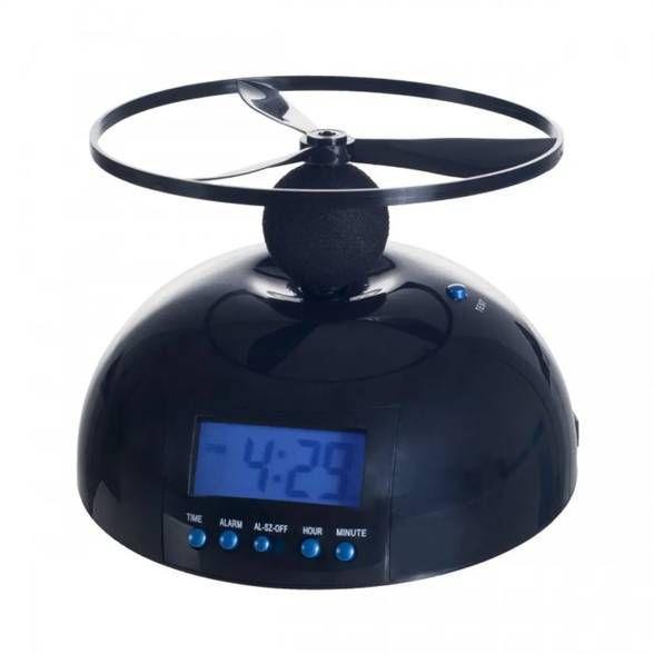 Relógio Despertador Voador