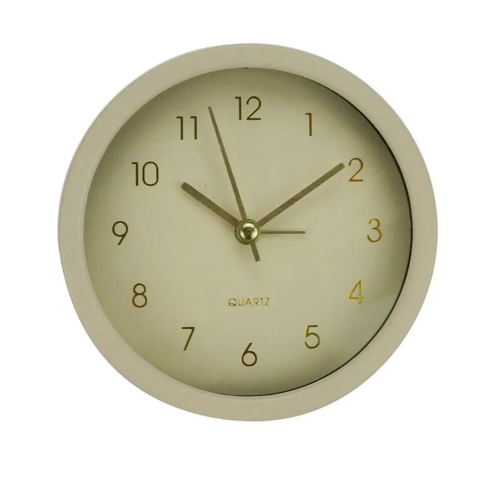 Relógio de Mesa gold