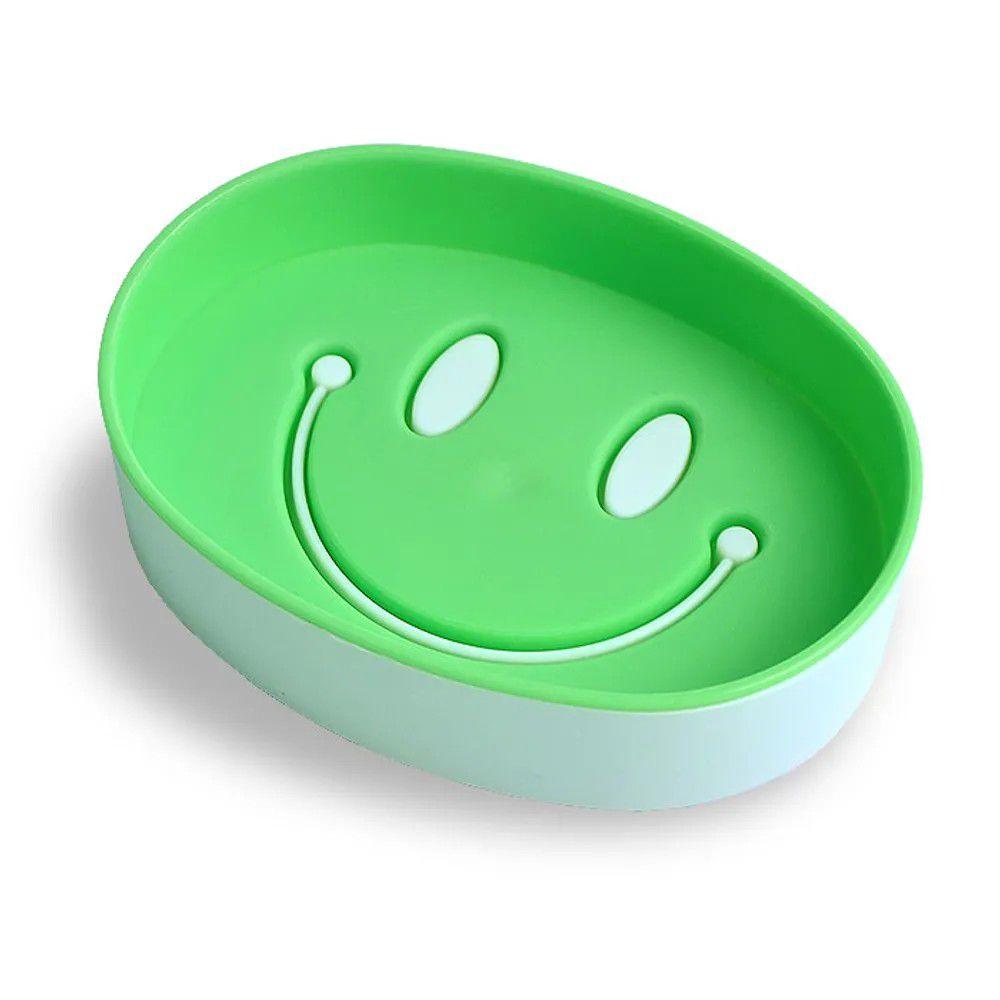 Saboneteira Smile - verde