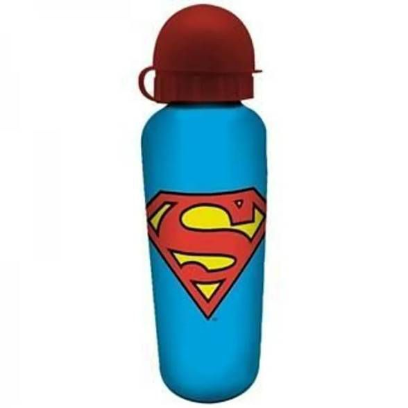 Squeeze Superman Logo