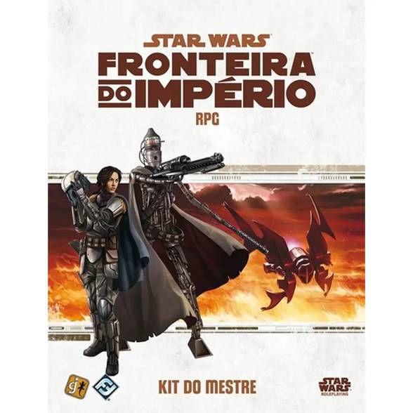 Star Wars RPG - Fronteira do Império: Kit do Mestre