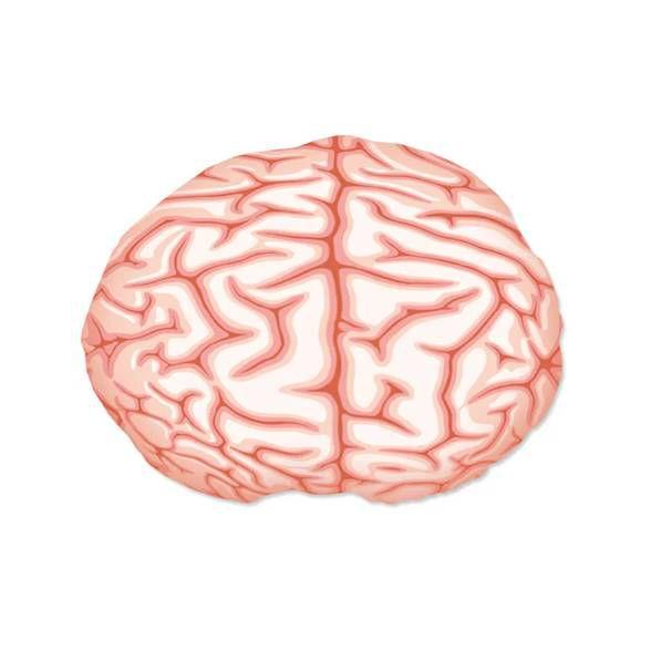 Touca de Banho Cérebro
