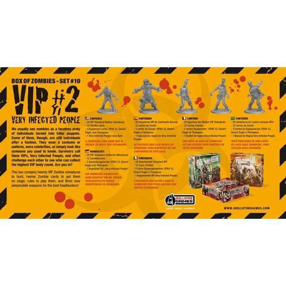 V.I.P. #2 - Expansão, Zombicide