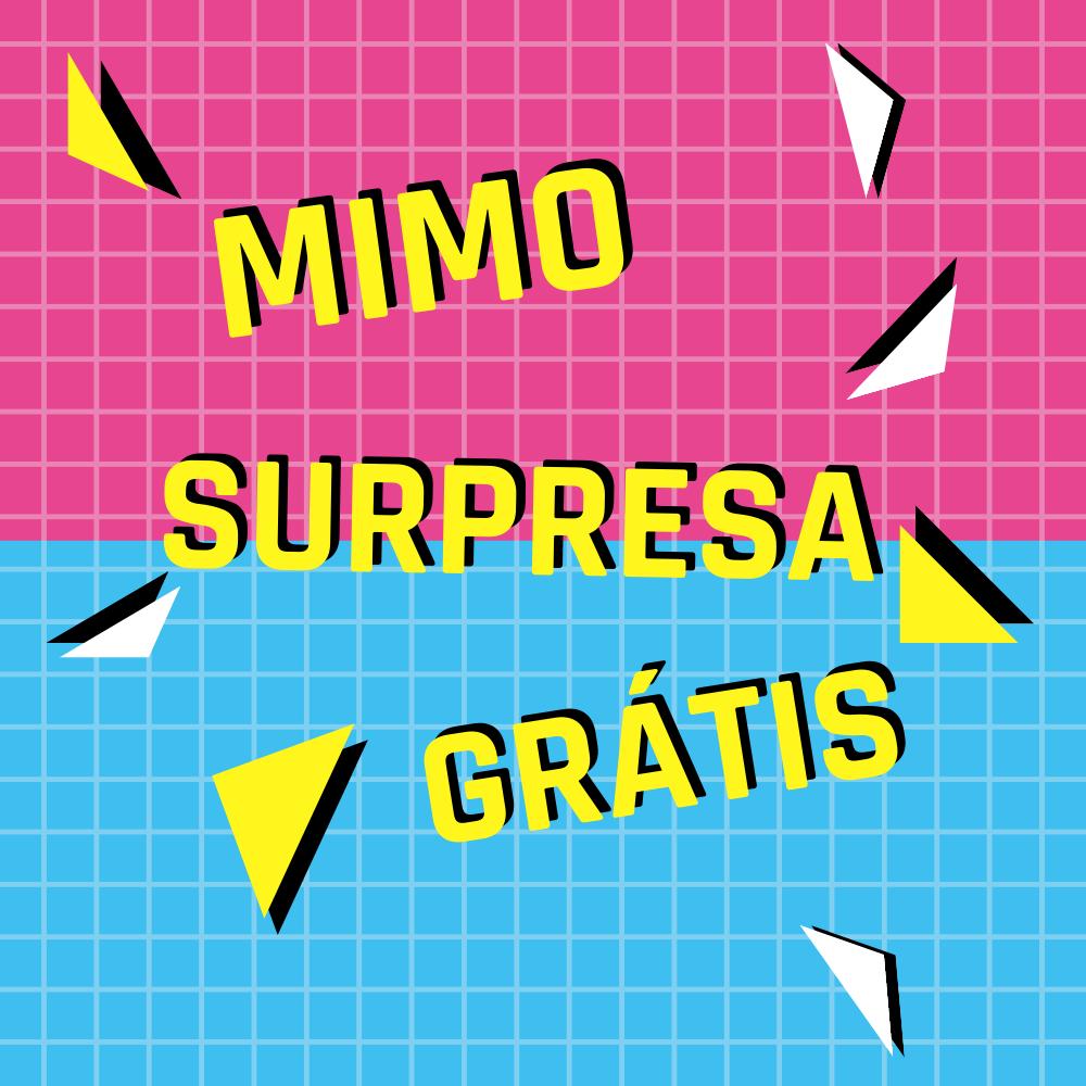 Você Ganhou Mimo Surpresa! <3