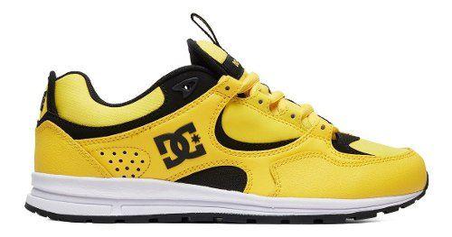 Tênis Dc Shoes Kalis S - Yellow