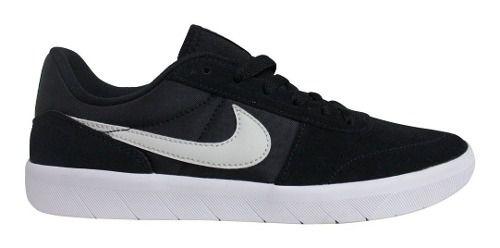 Tênis Nike Sb - Modelo Team Classic Preto