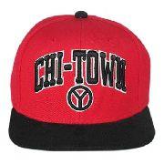 Boné Starter - City Series Chi Town - Snapback