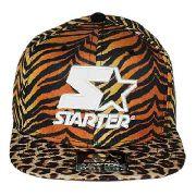 Boné Starter - Double Leopard Ounce - Strapback