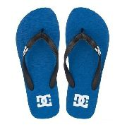 Chinelo Dc Shoes Spray - Azul