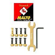 Parafuso Base Skate Diamond Sean Malto 7/8