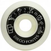 Roda Skate Moska 53d Rock Street, Bolw, Vert,  - 52 mm Diego Fontes