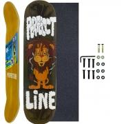 Shape Skate Perfecct Line 8.0 com Lixa Parafuso Base porca 10