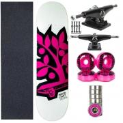 Skate Completo WoodLight