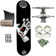 Skate Santa Cruz Completo com Lixa Jessup