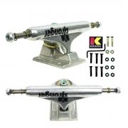 Truck Skate Stronger 139mm Profissional Parafuso de Base P10