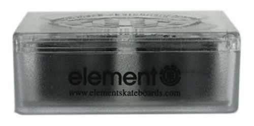 Rolamento Para Skate Element Bearings Black Importado
