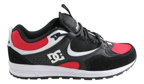 Tênis Dc Shoes Josh Kalis Lite Preto E Vermelho