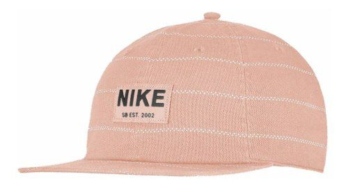 Boné Nike Sb Heritage86 Strapback Unissex - Rosa Claro