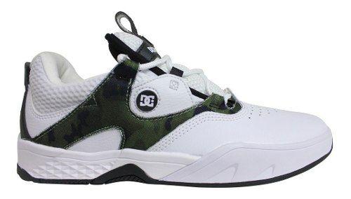 Tênis Dc Shoes Kalis S - White Camo