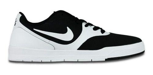 Tênis Nike Sb Paul Rodriguez 9 Cs - Preto E Branco