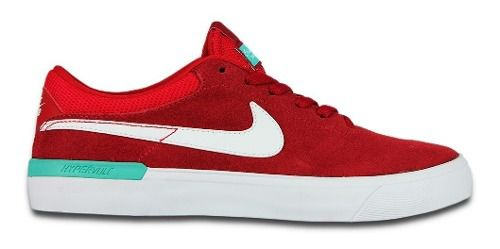 Tênis Nike Sb Modelo Koston Hypervulc Vermelho