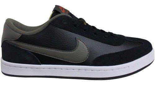 Tênis Nike Sb - Modelo Fc Classic Preto