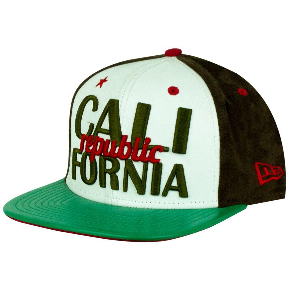 Boné New Era California
