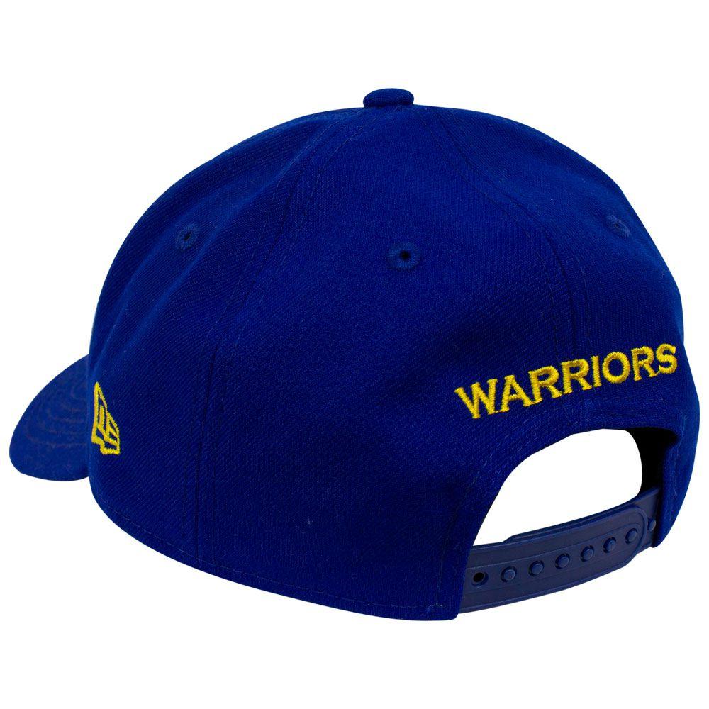 Boné New Era Golden State Warriors Snapback