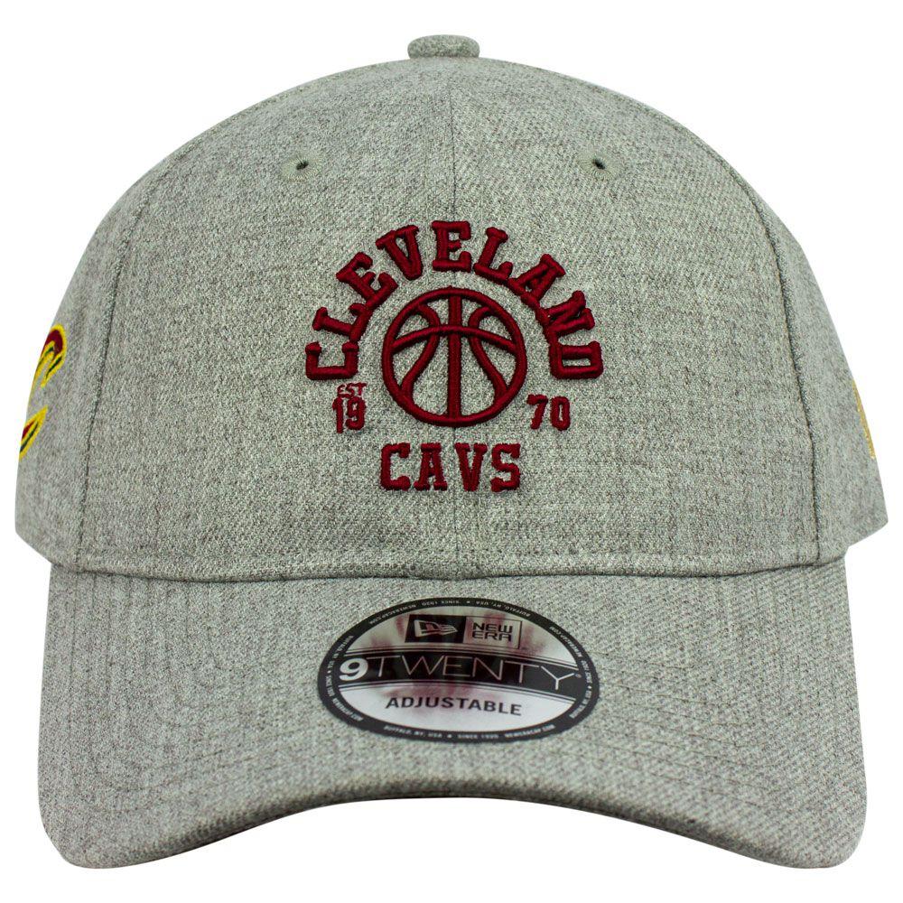Boné New Era NBA Cleveland CAVS Strapback
