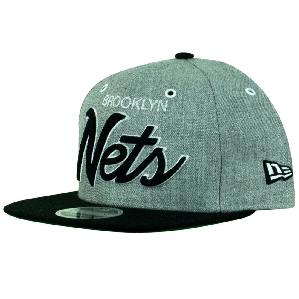 Boné New Era Nets Brooklyn