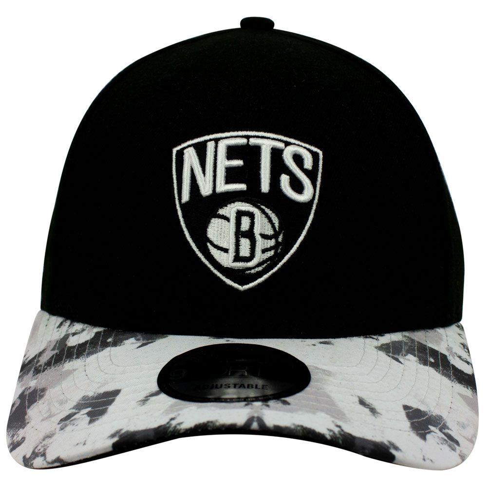 Boné New Era Nets Brooklyn Snapback