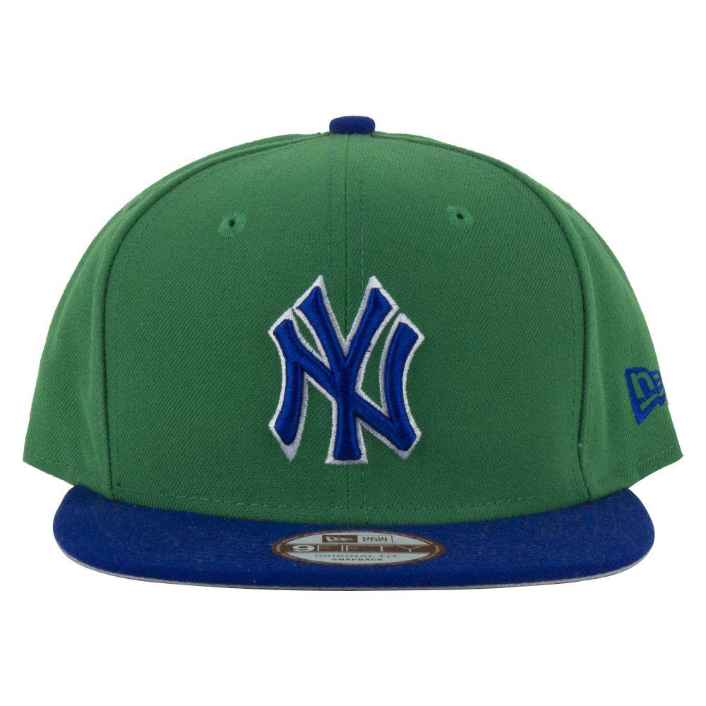 Boné New Era New York Yankes Verde