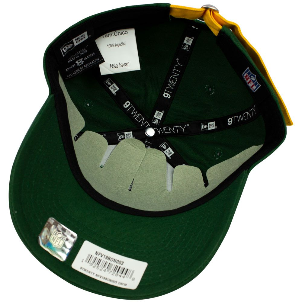 Boné New Era NFL Green Bay Packers 9Twenty