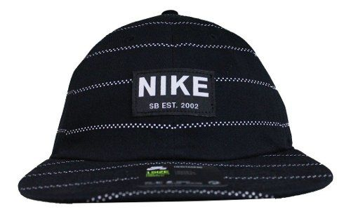 Boné Nike Sb Heritage86 Strapback Unissex - Preto