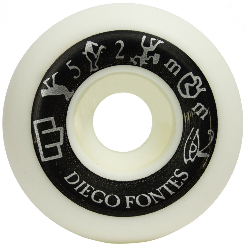 Roda Moska Skate 52mm Diego Fontes 53D
