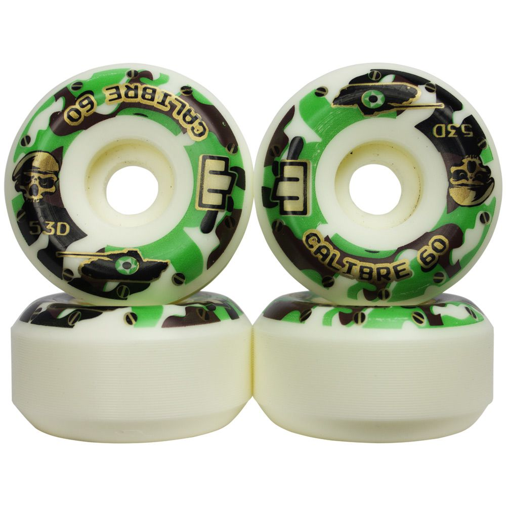 Roda Moska Skate Calibre 60mm 53D