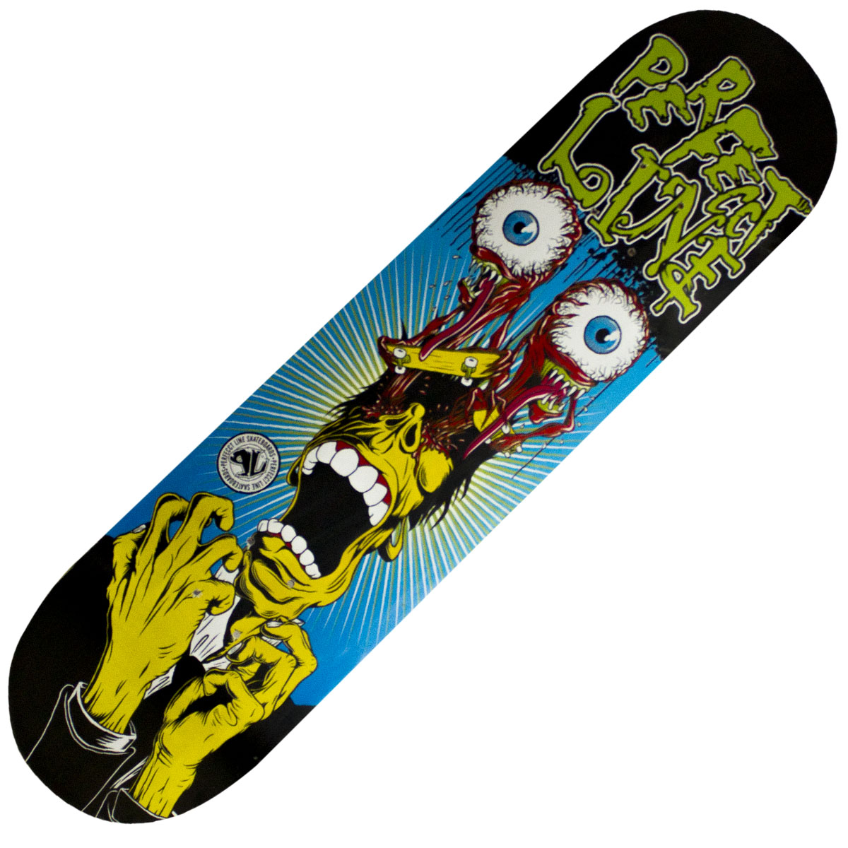 Shape Skate Perfecct Line Marfim 8.0