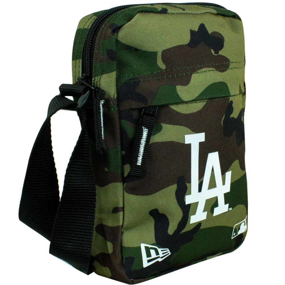 Shoulder Bag New Era La Camuflada Com Alça Transversal
