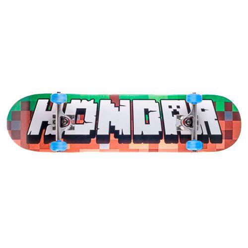 Skate Completo Hondar Minecraft