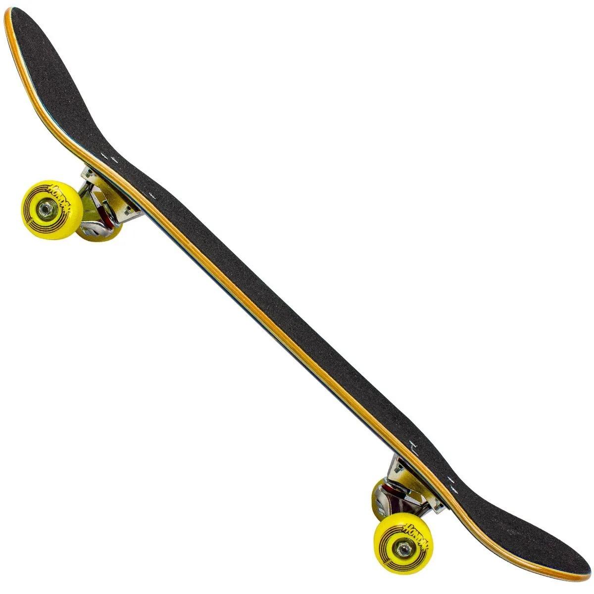 Skate Completo Montado Iniciante Hondar Importado