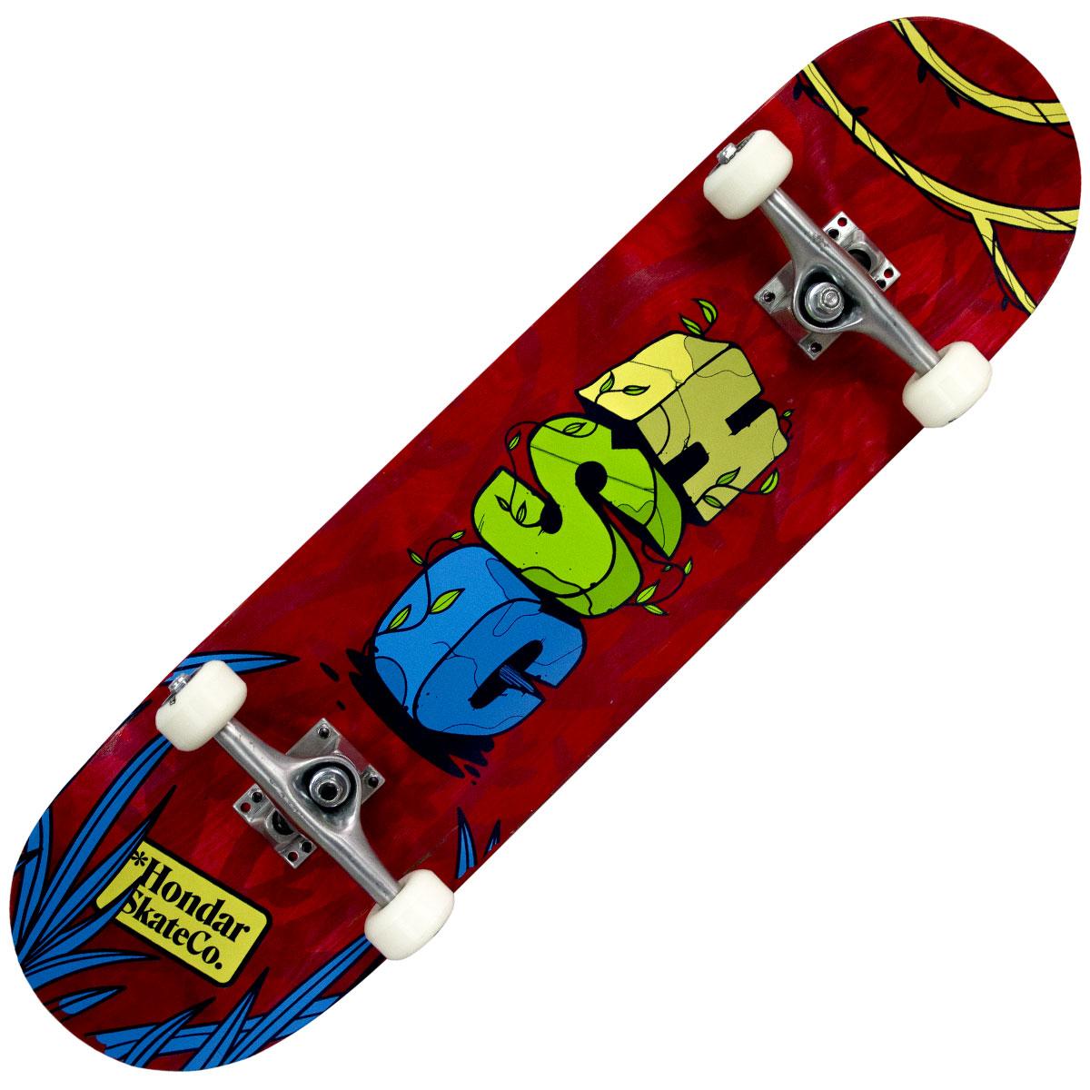 Skate Completo Montado Semi Profissional Hondar