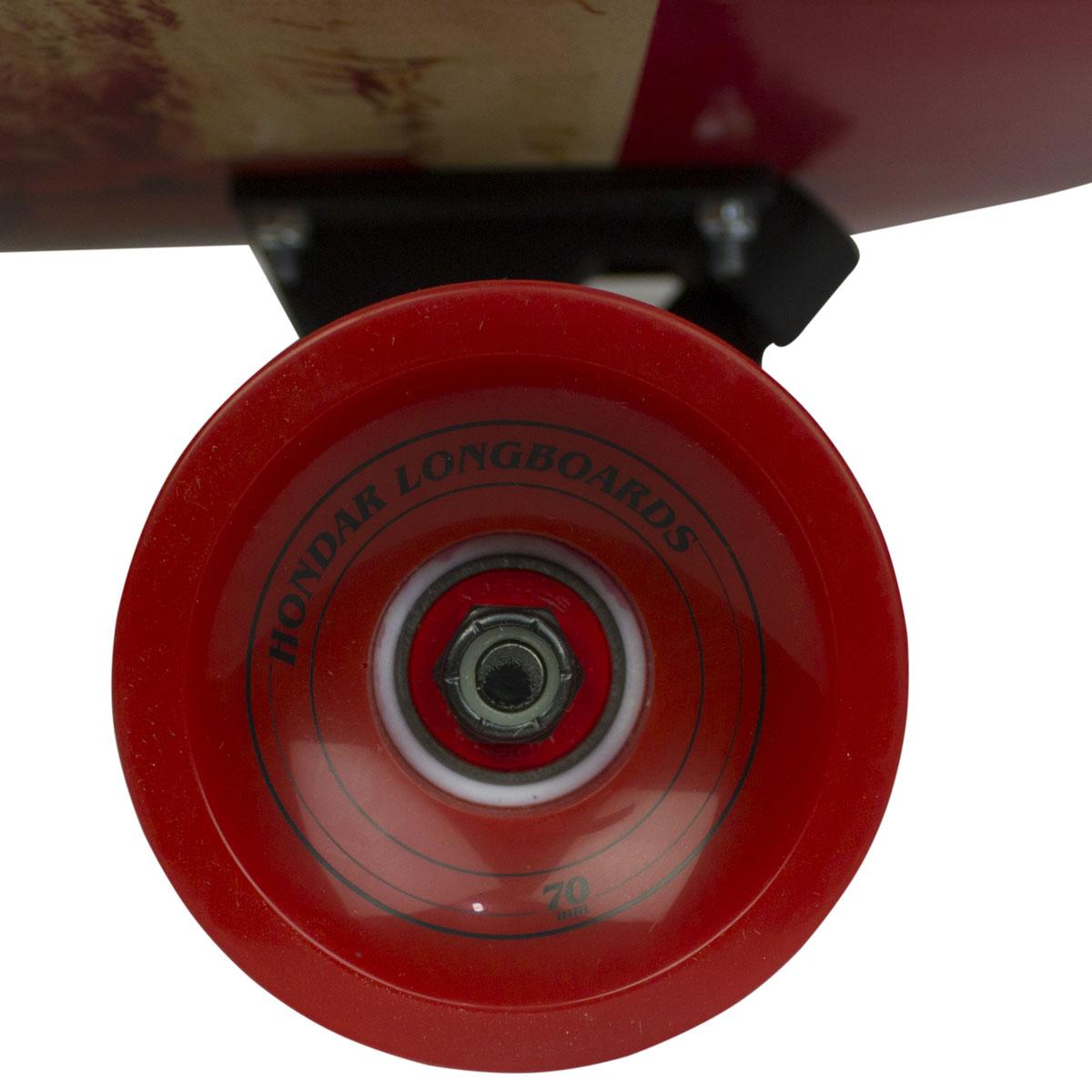 Skate Cruiser Semi Longboard Importado