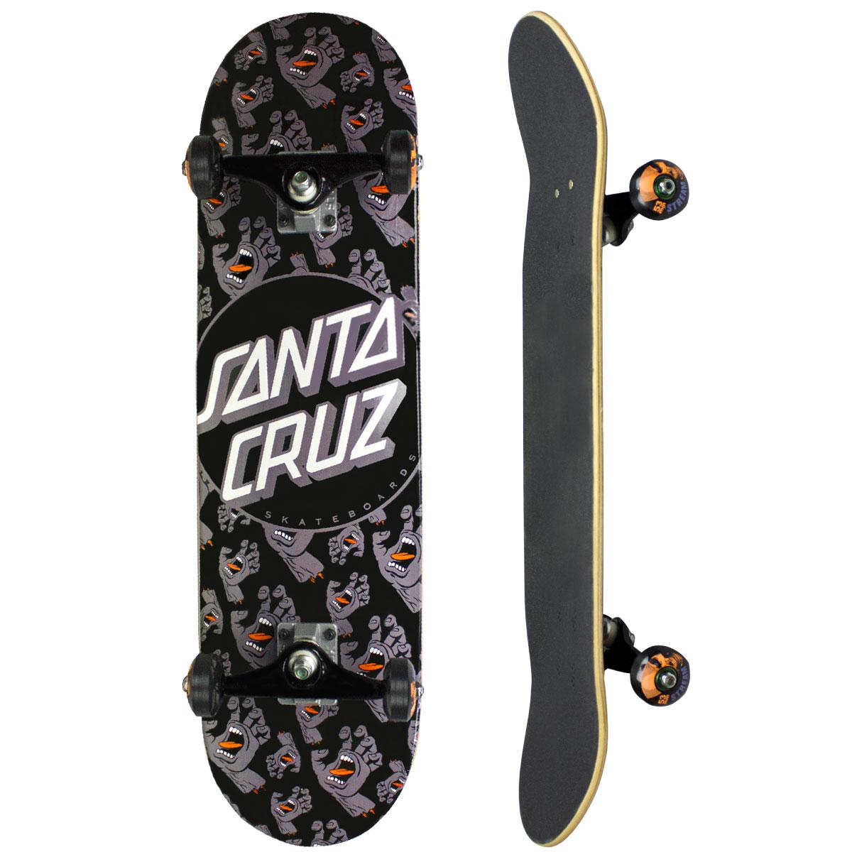 Skate Santa Cruz Completo Screaming Hand