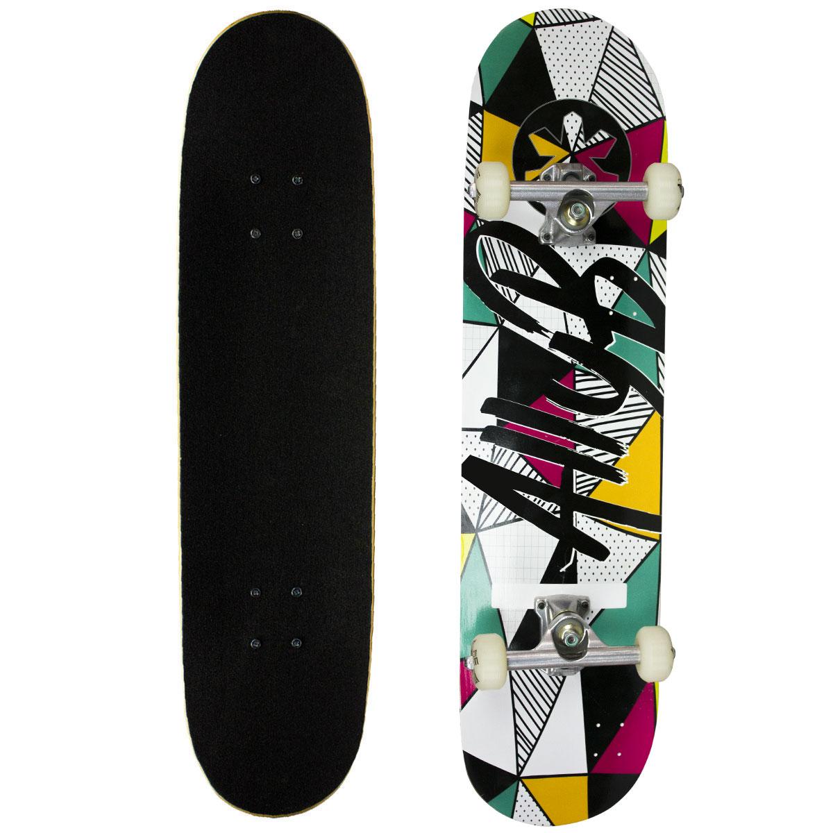 Skate Street Montado Completo Iniciante