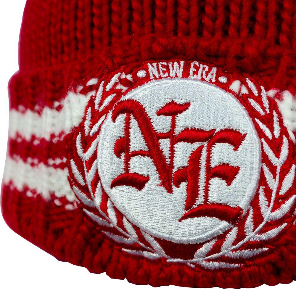 Touca New Era NE Vermelha