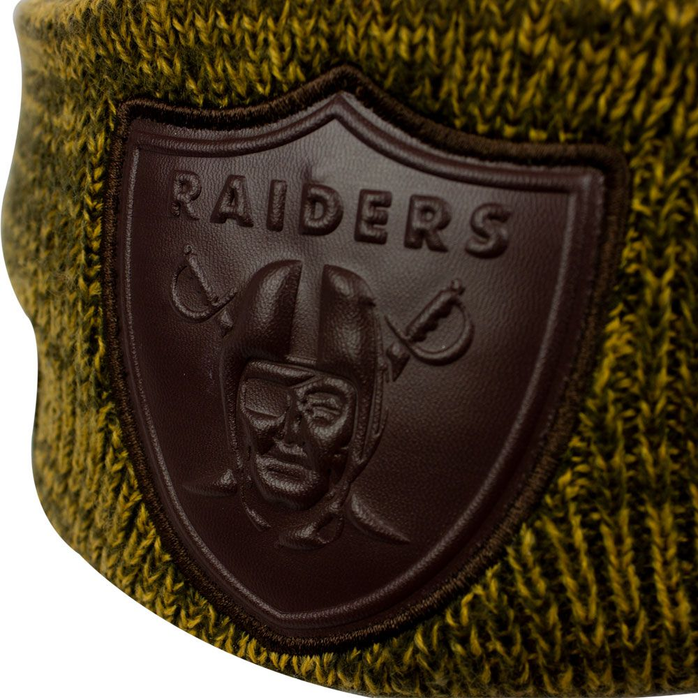 Touca New Era Oakland Raiders Marrom